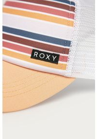 Wielokolorowa czapka z daszkiem Roxy