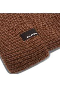 Brązowa czapka Brixton