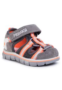 Szare sandały Primigi klasyczne, na lato