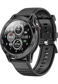 Smartwatch Colmi SKY7 Pro Czarny (SKY7 Pro Black). Rodzaj zegarka: smartwatch. Kolor: czarny