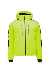 Descente - Kurtka narciarska DESCENTE JURGEN. Materiał: tkanina, lycra. Technologia: Thinsulate. Sezon: zima. Sport: narciarstwo