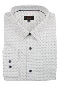 Elegancka koszula Jurel z długim rękawem, na spotkanie biznesowe