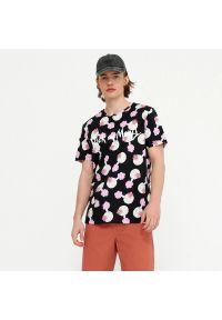 House - Koszulka z nadrukiem Rick and Morty - Czarny. Kolor: czarny. Wzór: nadruk