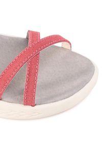 Czerwone sandały CMP