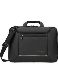 "TARGUS - Torba Targus Balance Eco Smart 14"" czarna. Kolor: czarny"