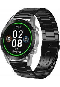 Smartwatch Pacific 19-8 Czarny. Rodzaj zegarka: smartwatch. Kolor: czarny
