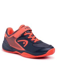 Head Buty Sprint Velcro 3.0 275400 Granatowy. Kolor: niebieski. Sport: bieganie