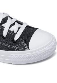 Szare trampki Converse