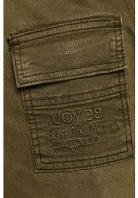 Zielone spodnie Desigual