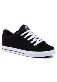 Czarne buty sportowe C1rca na co dzień, z cholewką