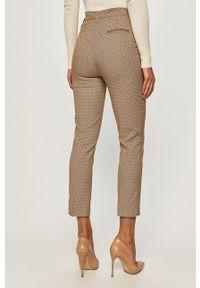 Wielokolorowe spodnie materiałowe Pepe Jeans