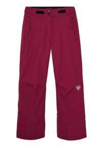 Rossignol Spodnie narciarskie RLIYP11A Fioletowy Classic Fit. Kolor: fioletowy. Sport: narciarstwo