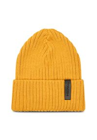 Żółta czapka zimowa Togoshi
