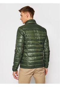 Zielona kurtka przejściowa EA7 Emporio Armani
