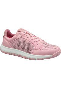 Różowe buty sportowe Helly Hansen z cholewką