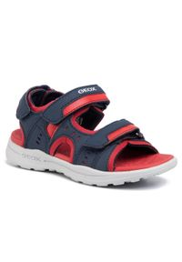 Niebieskie sandały Geox na lato
