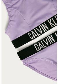 Strój dwuczęściowy Calvin Klein z nadrukiem