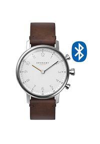 Kronaby Połączony wodoodporny zegarek Nord A1000-0711. Styl: retro