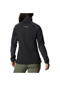 Czarna bluza sportowa columbia