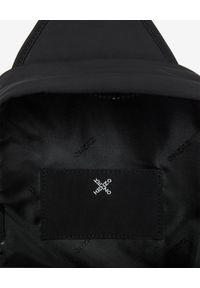 Kenzo - KENZO - Plecak na jedno ramię Sport. Kolor: czarny. Materiał: materiał. Styl: sportowy