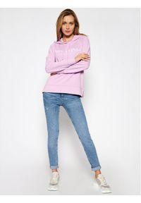 Różowa bluza Marc O'Polo polo