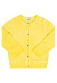 Żółta bluza Mayoral