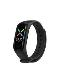 Czarny zegarek OPPO sportowy, cyfrowy