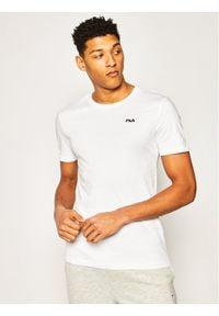 Fila T-Shirt Unwind 682201 Biały Regular Fit. Kolor: biały