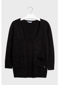 Czarny sweter Mayoral na co dzień, casualowy, gładki