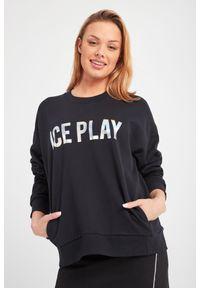 Bluza Ice Play z aplikacjami