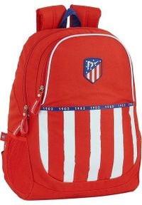 Atletico Plecak szkolny Atltico Madrid Niebieski Biały Czerwony. Kolor: niebieski, biały, wielokolorowy, czerwony