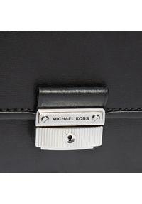 Michael Kors - Torebka MICHAEL MICHAEL KORS - Bradshadow 30S1S2BM2L Black 001. Kolor: czarny. Materiał: skórzane