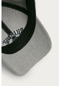 Szara czapka z daszkiem Billabong z nadrukiem
