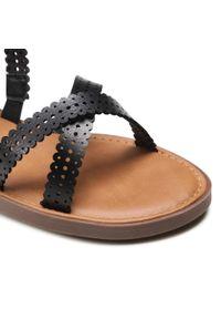 Refresh - Sandały REFRESH - 72658 Negro. Okazja: na co dzień. Kolor: czarny. Materiał: skóra. Sezon: lato. Styl: casual #4