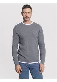 Vistula Sweter Muhanga XA1114 Szary Regular Fit. Kolor: szary