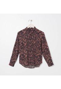 Sinsay - Koszula z nadrukiem - Wielobarwny. Wzór: nadruk
