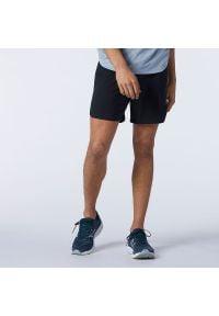 New Balance MS11280BK. Materiał: poliester, materiał. Sport: fitness, bieganie