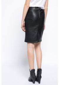 Czarna spódnica Vila casualowa, na co dzień #4