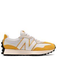 Buty sportowe New Balance w kolorowe wzory, na lato