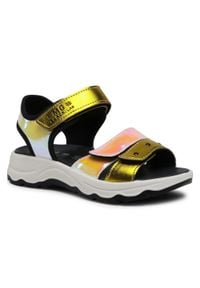 Żółte sandały Primigi