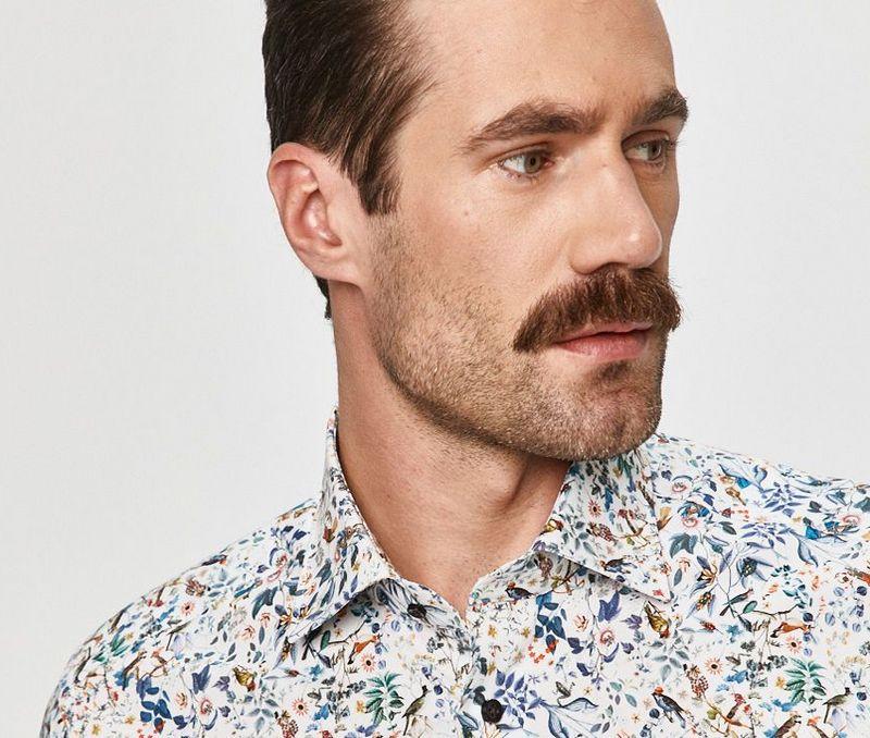 Wzorzyste koszule