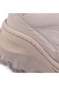 Beżowe buty sportowe Bronx
