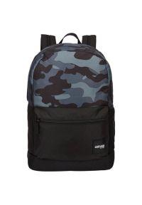 Czarny plecak na laptopa CASE LOGIC elegancki