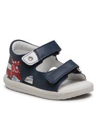 Niebieskie sandały Naturino