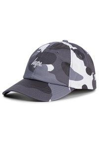 Szara czapka Hype