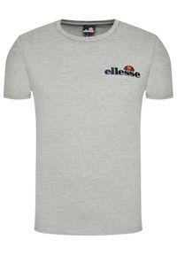 Ellesse T-Shirt Voodoo SHB06835 Szary Regular Fit. Kolor: szary