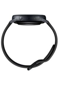 Czarny zegarek SAMSUNG sportowy, smartwatch