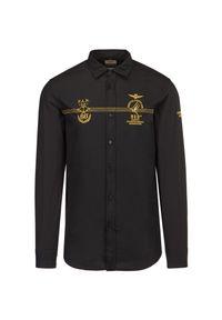Koszula Aeronautica Militare klasyczna, długa, na urodziny