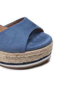 Refresh - Espadryle REFRESH - 72756 Jeans. Okazja: na co dzień. Kolor: niebieski. Materiał: materiał. Styl: casual #8