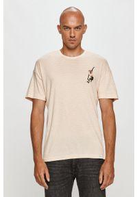 T-shirt Only & Sons z nadrukiem, na co dzień, casualowy